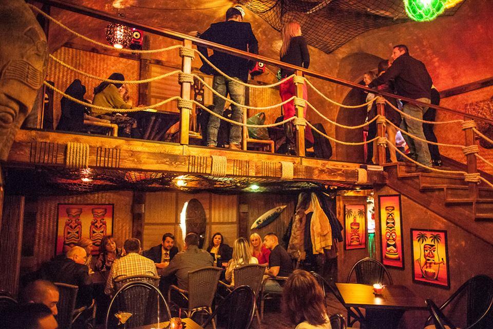 Rumpus Tki Bar Budapest