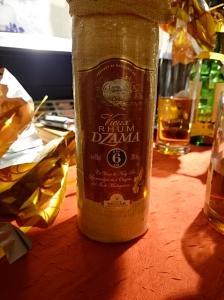 Dzama rum from Madagascar