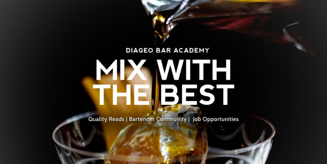 A day at the Diageo Bar Academy