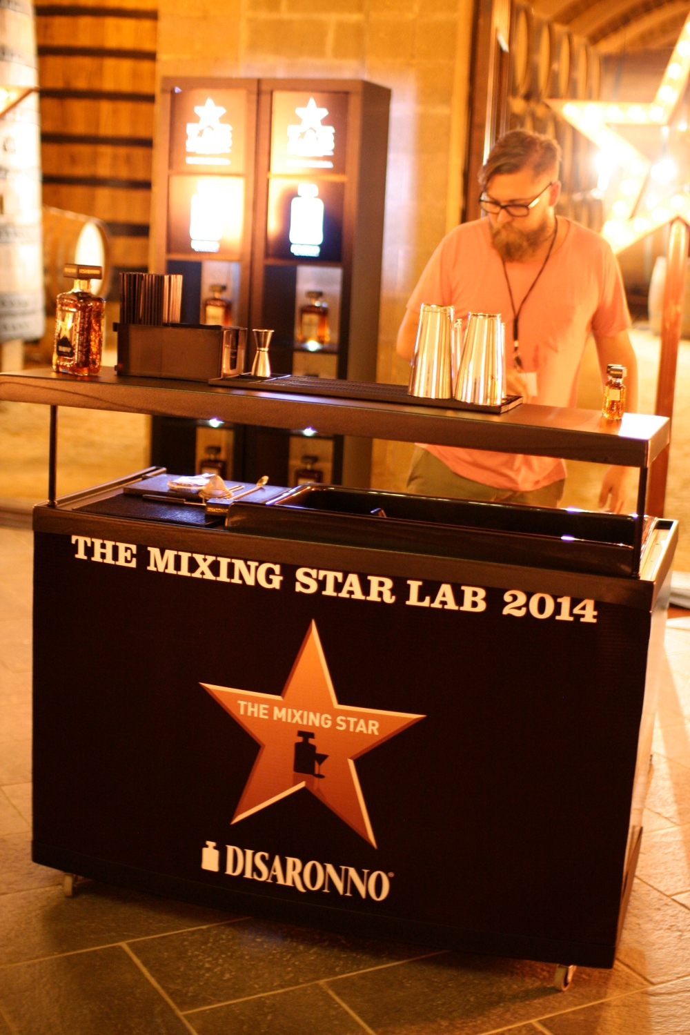 Disaronno Mixing Lab 2014