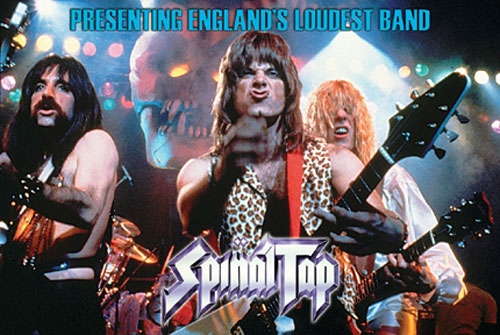 Tonight's Metal Festival with Spinal Tap and Amber Rock !!