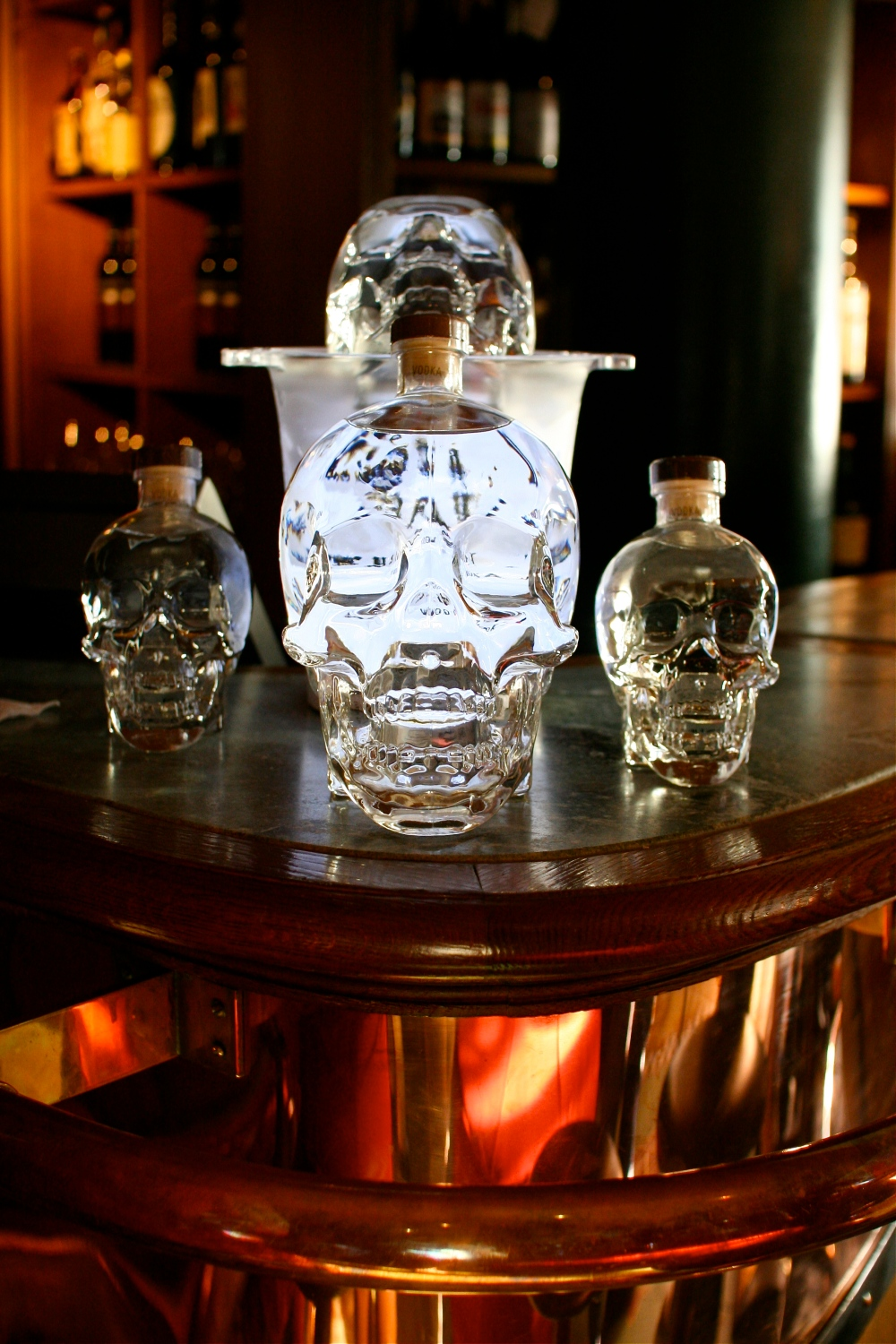 Crystal Head - Admit it...you want it too