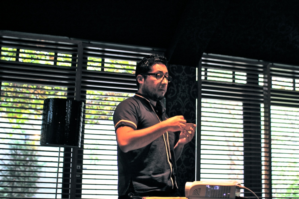Asis Cortés, 6th generation Maestro Mezcalero
