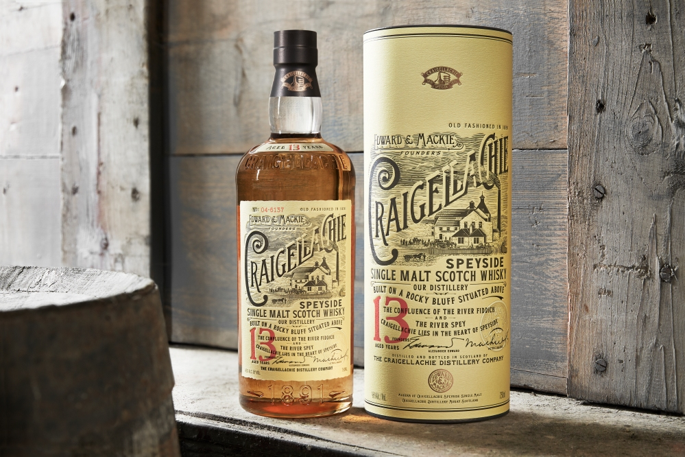 11 Craigellachie 13 Bottle & Packaging