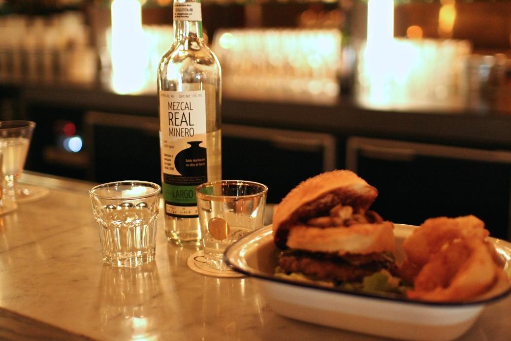 Minero Mezcal & Babe's Burger