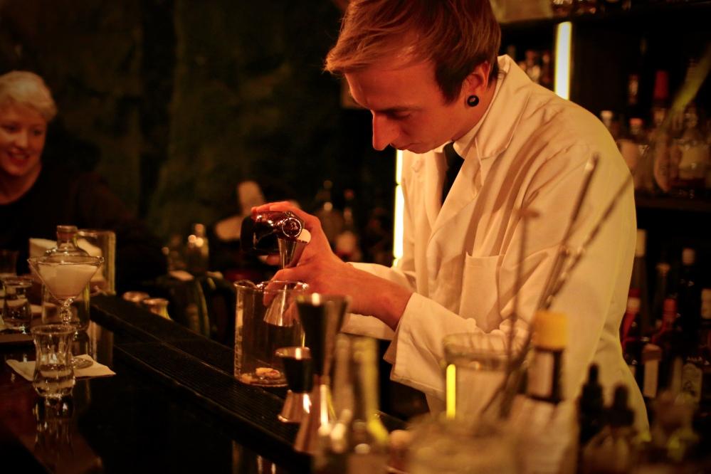 Jurgen is a passionate liquid genius, truly one of Belgium's best!