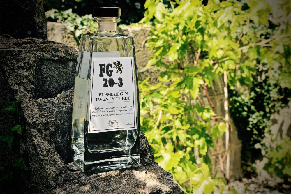 FG 20-3 superbly balanced gin, very versatile and equally good enjoyed neat over ice.