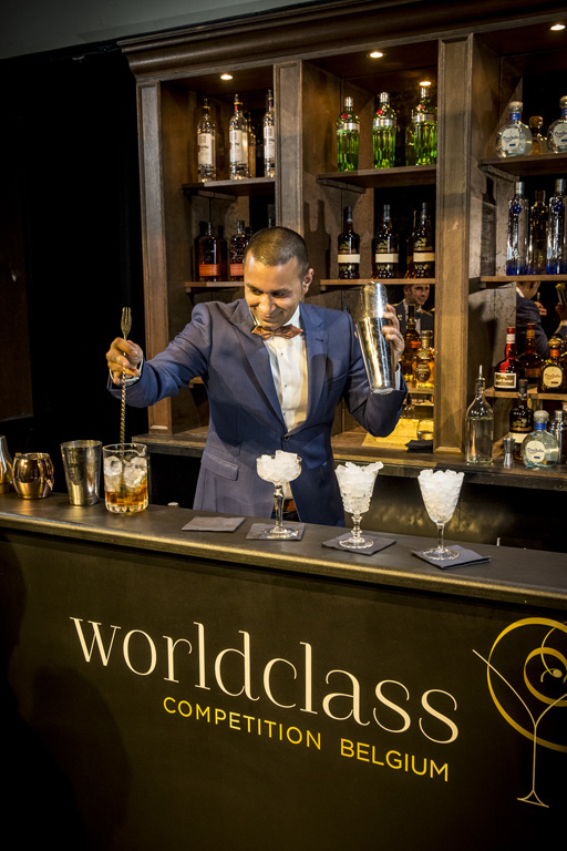 Diageo Worldclass Competiton Belgium Final - Brussels - 01/06/2015