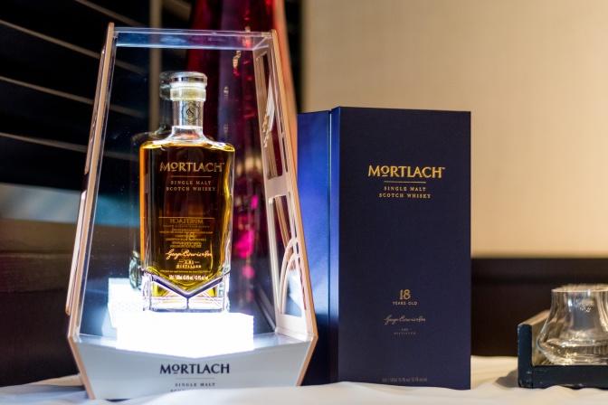 The Beast Is Back – Mortlach – Single Malt Whisky