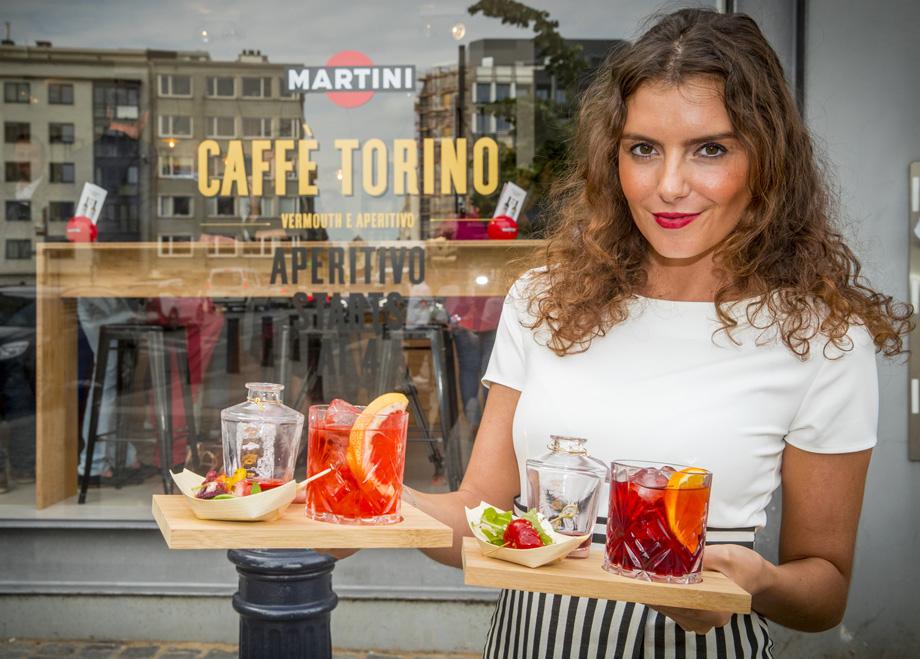 Caffè Torino - Martini - Gent, Belgium - 28/06/2016