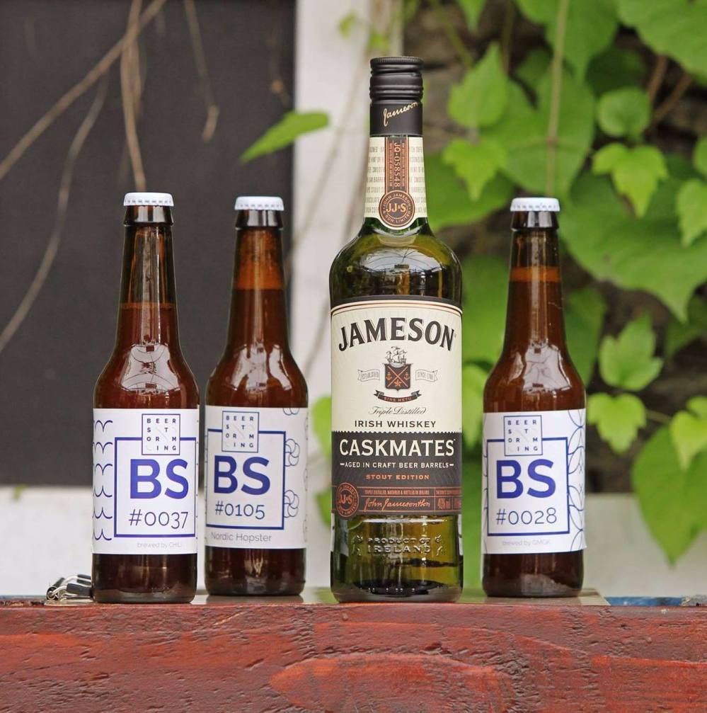 JamesonxBeerstorming